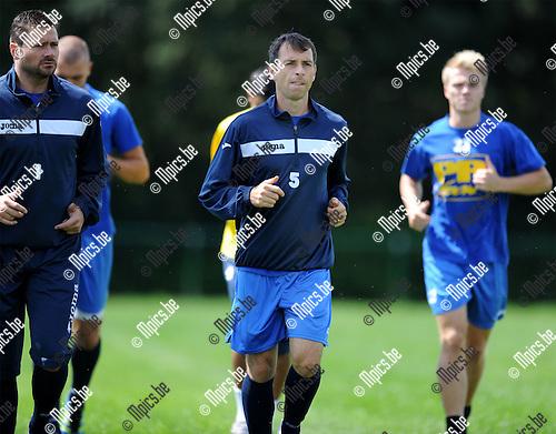 2011-08-07 / Voetbal / seizoen 2011-2012 / KFCO Wilrijk / William Verbeeck..Foto: mpics