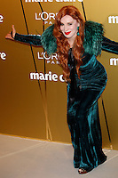 Nacha Guevara attends Marie Claire Prix de la Moda awards 2012 at French Embassy in Madrid. November 22, 2012. (ALTERPHOTOS/Caro Marin) /NortePhoto