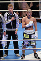 (L to R) Tomoki Kameda, Koki Kameda (JPN), December 7, 2011 - Boxing : Koki Kameda of Japan and Mario Macias of Mexico during the WBA bantamweight title bout at Osaka Prefectural Gymnasium in Osaka, Japan. (Photo by Akihiro Sugimoto/AFLO SPORT) [1080]