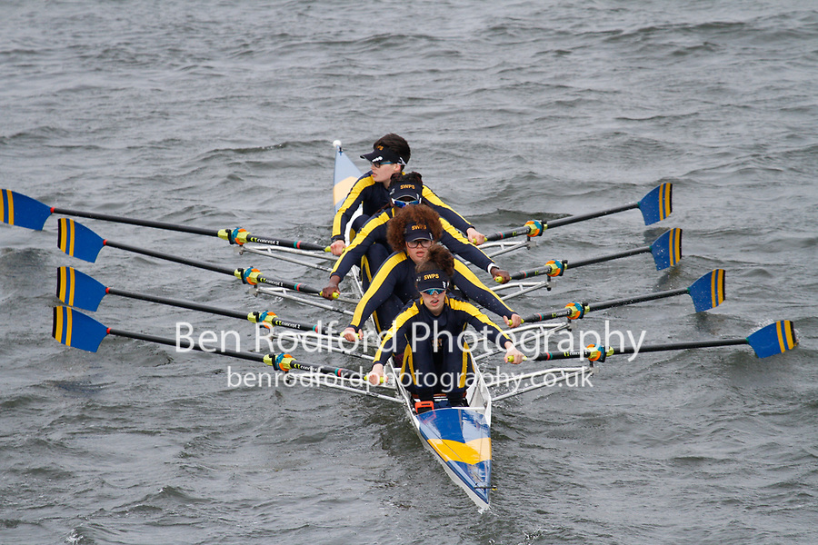 Crew: 271  Sir William Perkins s Sch  Event: Girls CHAMP quads<br /> <br /> Schools' Head of the River 2017<br /> <br /> To purchase this photo, or to see pricing information for Prints and Downloads, click the blue 'Add to Cart' button at the top-right of the page.