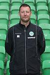 assistent trainer Marcel Groninger of FC Groningen,