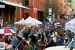 First Thursday Art Walk, Portland, Oregon