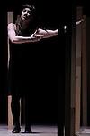 KHAOS....Chorégraphie Ginette Laurin..Répétitrice Annie Gagnon..Lumières Martin Labrecque..Traitement sonore et musique Martin Messier..Scénographie et costumes Marilène Bastien..Maquillages et coiffures Angelo Barsetti..Compagnie : O Vertigo..Dance :  ..Audrey Bergeron, David Campbell, Marianne Gignac-Girard, Caroline Laurin-Beaucage, Louis-Elyan Martin, Robert Meilleur, James Phillips, Andrew Turner, Wen-Shuan Yang..Place : Théâtre de Chaillot..City : Paris..Date : 03/04/2013..© Laurent Paillier / photosdedanse.com