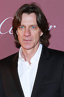 PALM SPRINGS, CA, USA - JANUARY 03: James Marsh arrives at the 26th Annual Palm Springs International Film Festival Awards Gala Presented By Cartier held at the Palm Springs Convention Center on January 3, 2015 in Palm Springs, California, United States. (Photo by David Acosta/Celebrity Monitor)