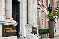 The Academy of Natural Sciences of Drexel University, Philadelphia, Pennsylvania, USA