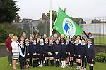 Green flag ballymakenny