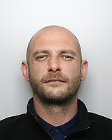 Pictured: Police custody picture of James Kenny<br />