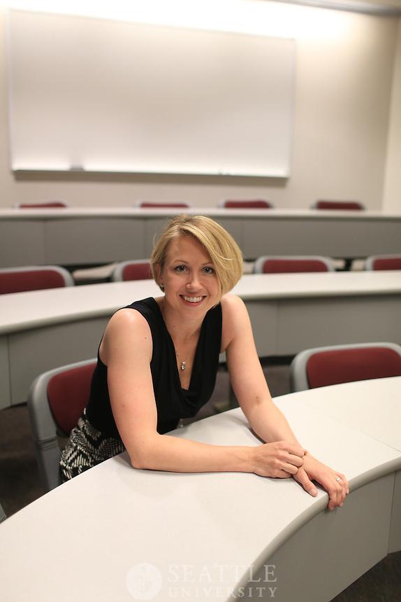 May 28, 2015-  Kendra McDermott - graduate nursing student