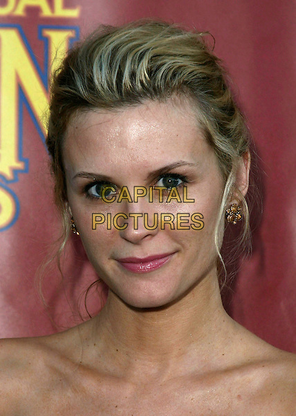 BONNIE SOMMERVILLE.33rd Annual Saturn Awards presented by the Academy Of Science Fiction, Fantasy and Horror Films held at the Universal City Hilton Hotel,Universal City, California, USA, 10 May 2007..portrait headshot.CAP/ADM/CH.©Charles Harris/AdMedia/Capital Pictures.