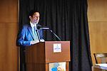 "DJERBA - TUNISIA - 13 March 2012 -- European Training Foundation (ETF) / Tunisian Ministry of Vocational Training and Employment (MFPE) Project Launch -  ""Human Capital for Regional Socio-Economic Development (Medenine, Tunisia)"". --  Nabil FERJANI, Governor of Medenine  -- PHOTO: Lindsay MACKENZIE / EUP-IMAGES."