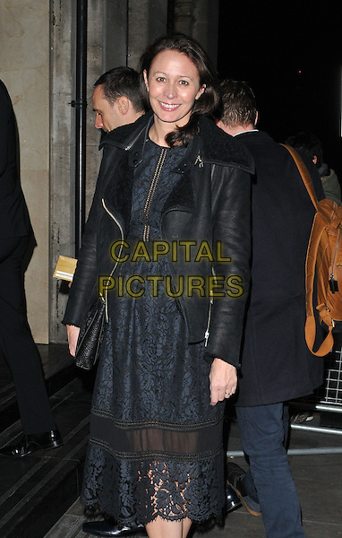 Caroline Rush attends the Music Industry Trusts Award 2015, Grosvenor House Hotel, Park Lane, London, England, UK, on Monday 02 November 2015. <br /> CAP/CAN<br /> &copy;CAN/Capital Pictures