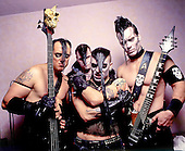1998: MISFITS - Photosession in  London