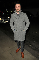 Jason Atherton at the LFW (Men's) a/w2018 GQ Dinner, Berners Tavern, The London Edition Hotel, Berners Street, London, England, UK, on Monday 08 January 2018.<br /> CAP/CAN<br /> &copy;CAN/Capital Pictures