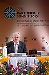 16/01/15_Confederation of Indian Industries (CII) Global Partnership Summit