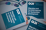 UNGA High-Level Side Event: Migration and the 2030 Agenda