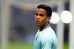 Justin Kluivert of Ajax ahead of the UEFA Europa League Final at the Friends Arena, Stockholm. Picture date: May 23rd, 2017. Pic credit should read: Matt McNulty/Sportimage