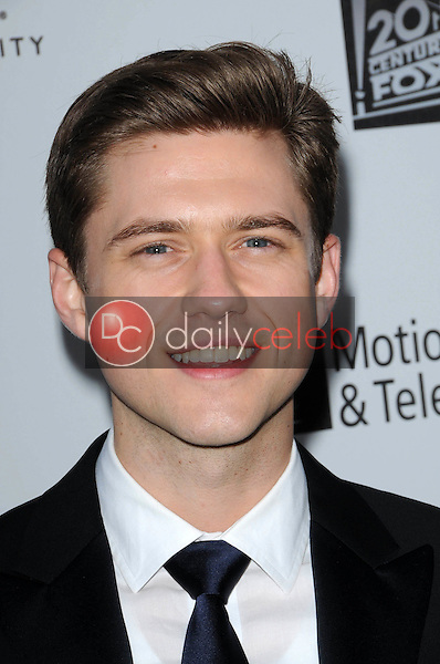 Aaron Tveit<br />