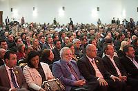 SAO PAULO, SP, 29 DE JULHO DE 2013. AMPLIAÇÃO CRECHE ESCOLA. Anuncio da ampliação do programa  Creche-Escola. Lançado em setembro de 2011 e desenvolvido pelas secretarias de Estado da Educação e do Desenvolvimento Social, o programa Creche-Escola abrange todos os municípios do Estado e tem como objetivo ampliar o atendimento a crianças na Educação Infantil. FOTO ADRIANA SPACA/BRAZIL PHOTO PRESS
