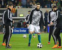 Niklas Süle (Deutschland Germany) - 23.03.2018: Deutschland vs. Spanien, Esprit Arena Düsseldorf