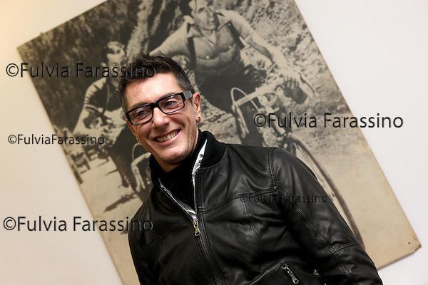 Stefano Gabbana alla Gazzetta dello Sport, Milano 2008