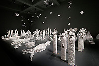 57th Art Biennale in Venice - Viva Arte Viva.<br /> Giardini.<br /> Russian Pavillon.<br /> Theatrum Orbis.<br /> Grisha Bruskin