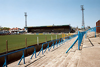 General view of Brighton & Hove Albion FC Football Ground, The Goldstone Ground, Brighton, East Sussex, pictured on 2nd May 1994