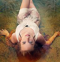 model: Alyssa Holland