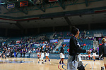 KATY, TX MARCH 10: Southland Conference Women's Basketball Game 6 - No. 2 Stephen F. Austin vs. University Central Arkansas at Merrell Center in Katy on March 10, 2018 in Katy, Texas Photo: Rick Yeatts