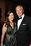 "Phoebe and Bobby Tudor at ""Modern"" the  Museum of Fine Arts Houston's Grand Gala Ball  Friday Oct. 12,2012.(Dave Rossman photo)"
