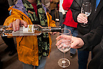 Amador Vintner's Behind the Cellar Door event at the wineries of Amador County..Desserts and grappo tasting at Vino Noceto in the Shenandoah Valley