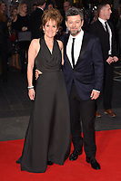 director, Andy Serkis &amp; wife, Lorraine Ashbourne at the premiere for &quot;Breathe&quot;, part of the BFI London Film Festival, at the Odeon Leicester Square, London, UK. <br /> 04 October  2017<br /> Picture: Steve Vas/Featureflash/SilverHub 0208 004 5359 sales@silverhubmedia.com