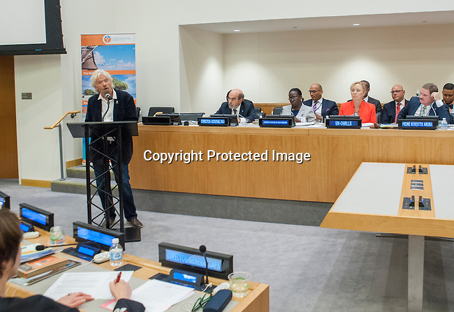 "Event on ""Oceans 14: Implementing the Samoa Pathway and Sustainable Development Goal 14 by the Small Island Developing States (SIDS) through Public-Private Partnerships"" (organized by the Permanent Mission of the Netherlands, in collaboration with the office of the High Representative for the Least Developed Countries, Landlocked Developing Countries and Small Island Developing State)"