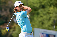 Tommy Fleetwood (ENG) during the first round of the WGC Bridgestone Invitational, Firestone country club, Akron, Ohio, USA. 03/08/2017.<br /> Picture Ken Murray / Golffile.ie<br /> <br /> All photo usage must carry mandatory copyright credit (&copy; Golffile | Ken Murray)