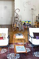 Rug by Madeline Weinrib