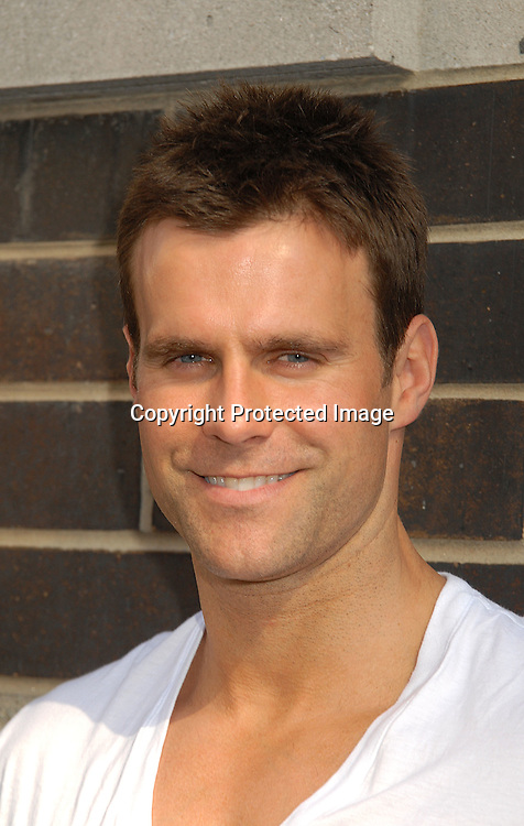 Cameron Mathison..outside The All My Children Studio on May 3, 2007 in New York City. ..Robin Platzer, Twin Images....212-935-0770