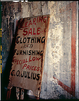 """Clearance""<br />