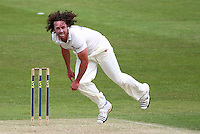 PICTURE BY VAUGHN RIDLEY/SWPIX.COM - Cricket - County Championship, Div 2 - Yorkshire v Northamptonshire, Day 1  - Headingley, Leeds, England - 20/05/12 - Yorkshire's Ryan Sidebottom.