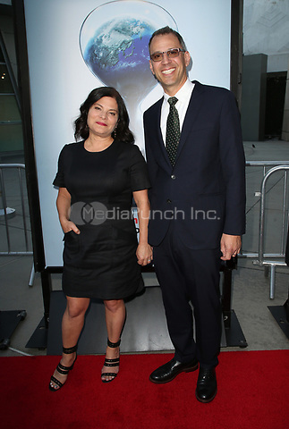 """HOLLYWOOD, CA - JULY 25: Bonni Cohen, Jon Shenk, At Screening Of Paramount Pictures' """"An Inconvenient Sequel: Truth To Power"""" At ArcLight Hollywood In California on July 25, 2017. Credit: FS/MediaPunch"""