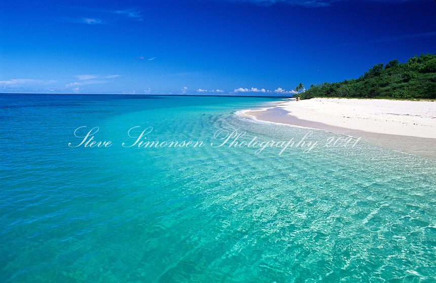 Buck Island National Monument<br /> St Croix<br /> U.S. Virgin Islands