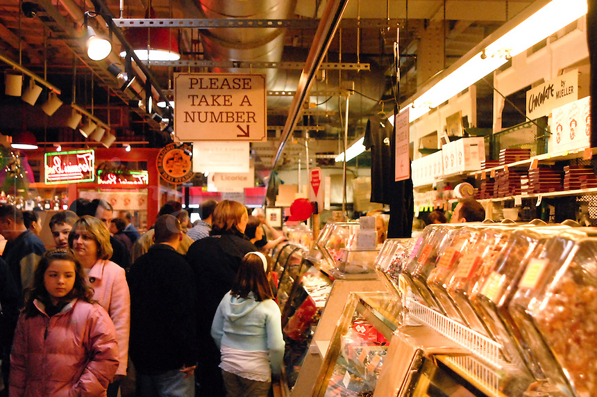 Reading Terminal Market, Philadelphia, Pennsylvania, PA