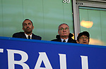 Claudio Ranieri looks on during the Premier League match at the Stamford Bridge Stadium, London. Picture date: April 5th, 2017. Pic credit should read: David Klein/Sportimage