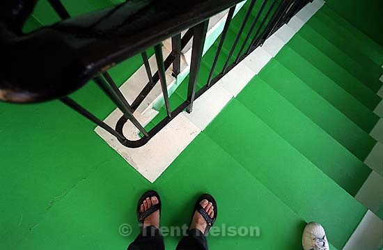 trent feet in hotel rossiya<br />