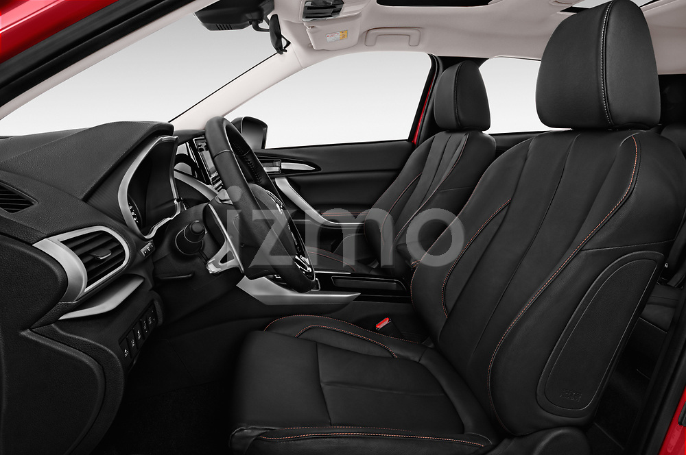 Front seat view of a 2018 Mitsubishi Eclipse Cross Style 5 Door SUV front seat car photos