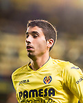 José Ángel Valdés Díaz of Villarreal CF looks on during their Copa del Rey 2016-17 match between Villarreal CF and CD Toledo at the Estadio El Madrigal on 20 December 2016 in Villarreal, Spain. Photo by Maria Jose Segovia Carmona / Power Sport Images