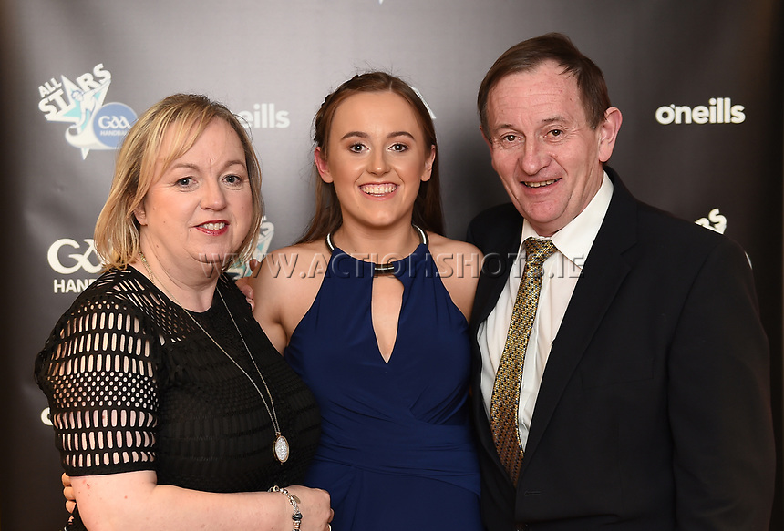 03/02/2018; GAA Handball All-Stars Awards 2018; Croke Park, Dublin;<br /> <br /> Photo Credit: actionshots.ie/Tommy Grealy