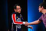 Champion Winfred Yu