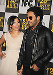 LOS ANGELES, CA. - March 05: Actress Zoe Kravitz and Musician Lenny Kravitz  arrive at the 25th Film Independent Spirit Awards held at Nokia Theatre L.A. Live on March 5, 2010 in Los Angeles, California.