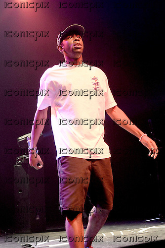TYLER THE CREATOR - performing live at The Forum in London UK - 23 Jul 2014.  Photo credit: George Chin/IconicPix