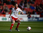 Chris Basham of Sheffield Utd during the Sky Bet League One match at Bramall Lane Stadium. Photo credit should read: Simon Bellis/Sportimage