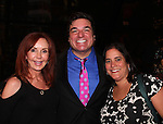 """General Hospital Jacklyn Zeman """"Bobbie Spencer"""" poses with Dale Badway and Gina. Jackie is honorary chair of The 29th Annual Jane Elissa Extravaganza which benefits The Jane Elissa Charitable Fund for Leukemia & Lymphoma Cancer, Broadway Cares and other charities on November 14, 2016 at the New York Marriott Hotel, New York City presented by Bridgehampton National Bank and Walgreens.  (Photo by Sue Coflin/Max Photos)"""
